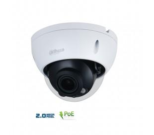 Dôme IP 2MP zoom motorisé de 2,7 à 13.5 mm IR 30 mètres
