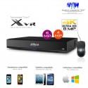 Enregistreur vidéo surveillance 4K/8MP 8 canaux à 15 images/seconde