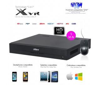 Enregistreur vidéosurveillance 32 canaux HDCVI ou IP