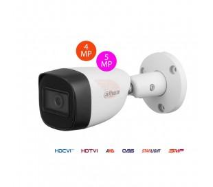 Caméra de surveillance extérieure 5MP infrarouge 30m