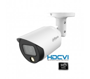 Caméra de surveillance avec led lumineuse, 2MP
