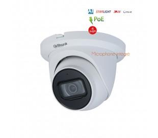 Caméra de surveillance IP 4MP focale 2,8mm IR 50 mètres