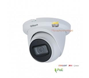 Caméra de surveillance IP 8MP focale 2,8mm IR 50 mètres