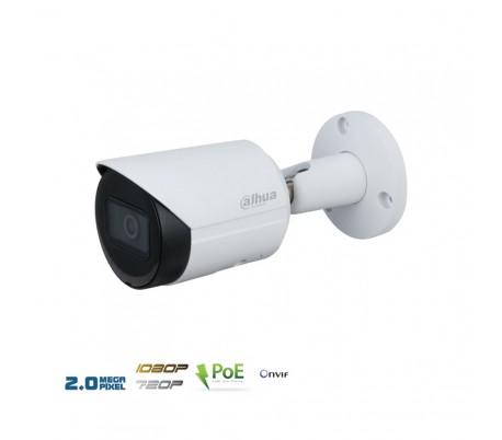 Caméra IP 2 MP extérieure, PoE, vision de nuit 30m