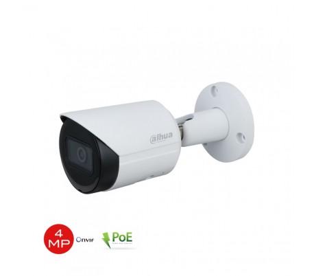 Caméra IP 4MP extérieure, PoE, vision de nuit 30m