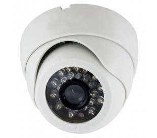 Caméra dôme 1/4 CMOS SONY,  3,6mm, 420 lignes