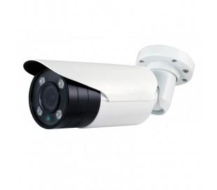 Caméra extérieure 1000 lignes, varifocale 2,8-12mm, vision de nuit 50 mètres