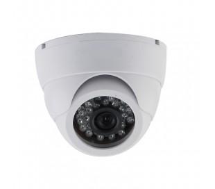Caméra dôme focale 3,6mm 800 lignes HDiS 960H