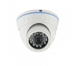 caméra dôme intérieur 1000 lignes 3,6mm 1.3 Megapixels