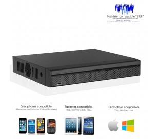 Enregistreur 4 canaux de videosurveillance Full 960H / WD1 / D1