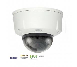 Caméra dôme IP 3 MP varifocale 3,3-12mm