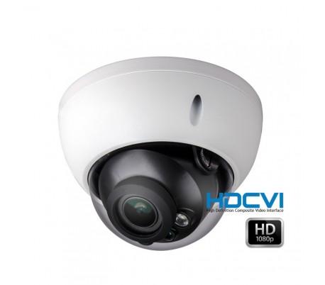 Caméra de surveillance 1080P HDCVI focale réglable 2.7-12mm