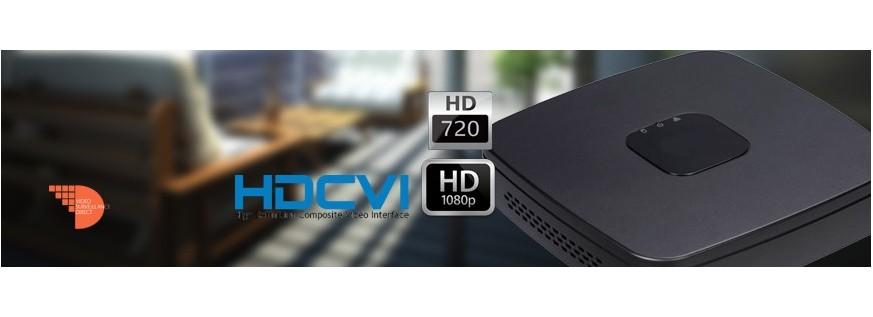 Enregistreur HD-CVI 4 canaux