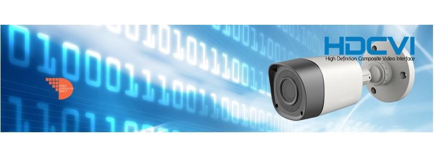 Caméra HDCVI extérieures