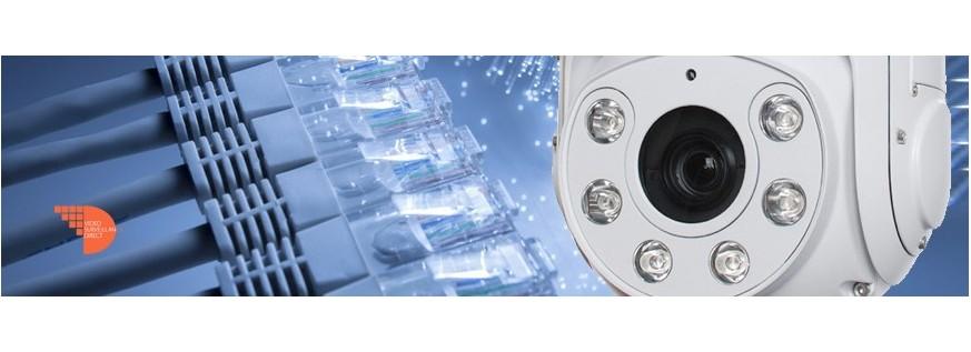 Les enregistreurs IP 16 caméras