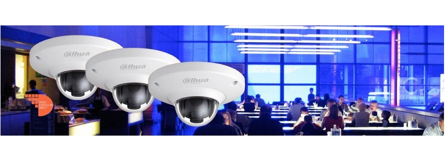 Kit video surveillance IP