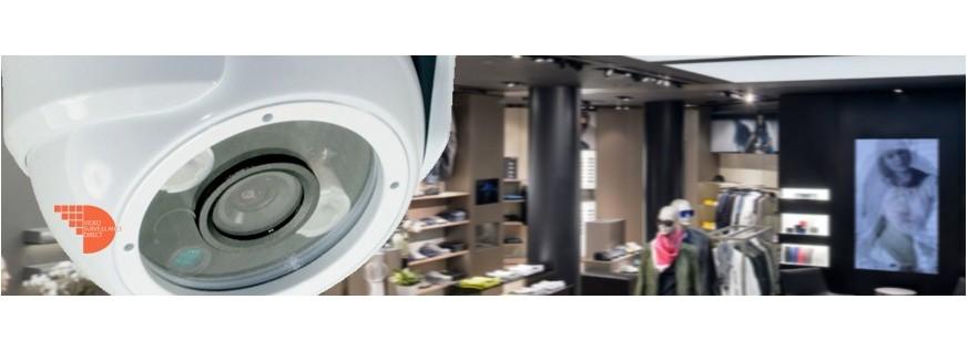 Les dômes HDCVI focale fixe