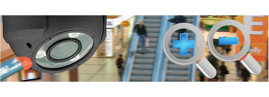 Les caméras dôme HDCVI avec zoom motorisé