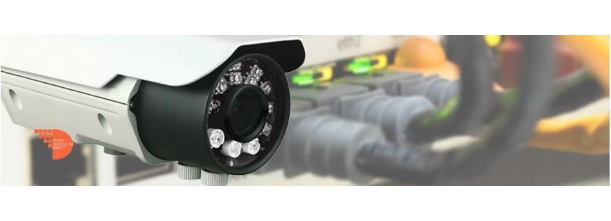 Les caméras IP extérieures à focale variable