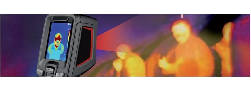 Les caméras thermiques COVID-19 et coronavirus