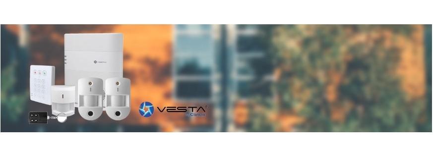 Les alarmes maison sans fil Vesta de Climax