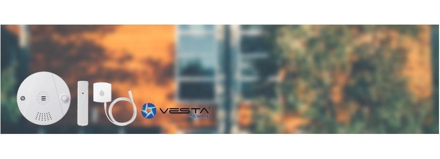 Les détecteurs domestiques Vesta Climax